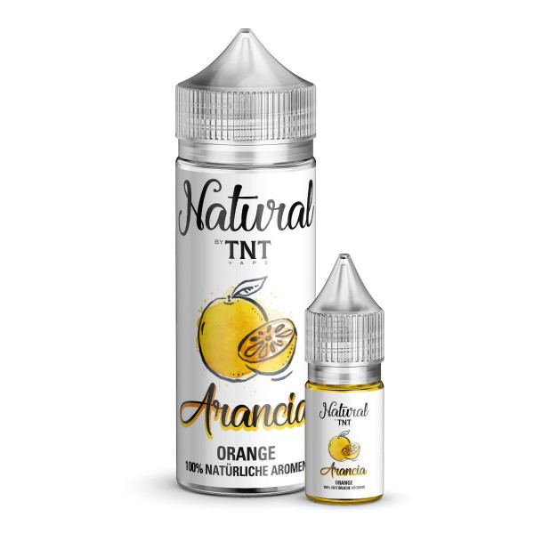 Orange - TNT - 10ml Aroma in 100ml Leerflasche