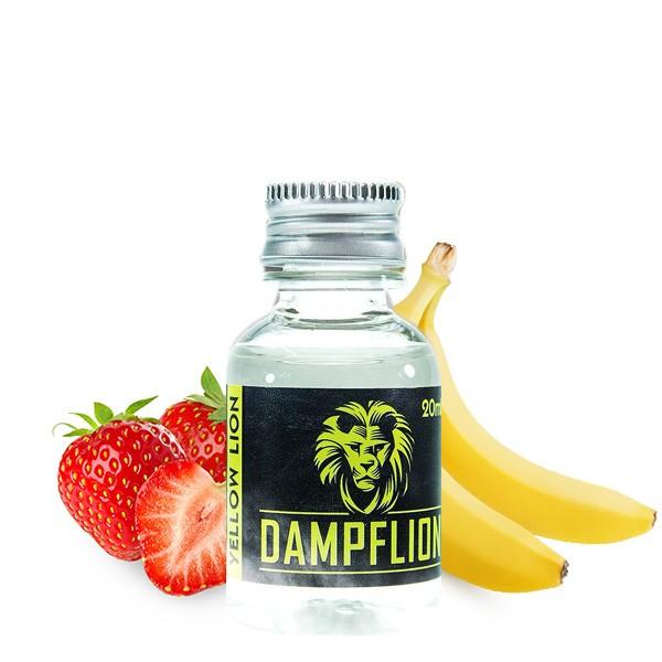 Yellow Lion - Dampflion - Aroma 20ml, 0mg