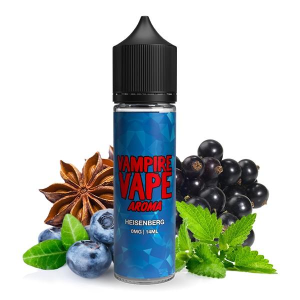 Heisenberg - Vampire Vape - 14ml Aroma in 60ml Flasche
