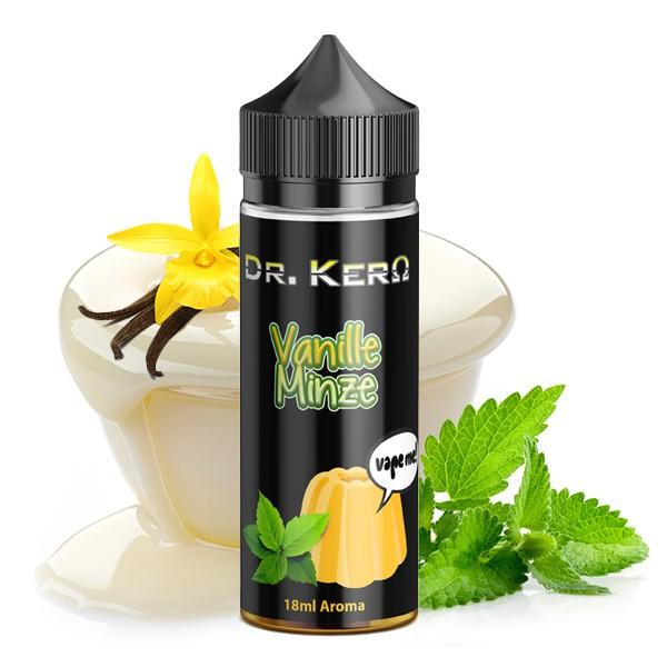 Vanille Minze - Dr. Kero - 18ml Aroma in 120ml Flasche