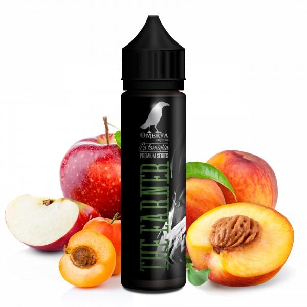 The Earner - La Famiglia Serie - Omerta Liquids - 20ml Aroma in 60ml Flasche