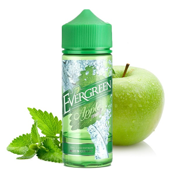 Apple Mint - Evergreen - Aroma 30ml