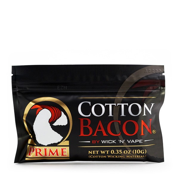 Cotton Bacon Prime Wickelwatte