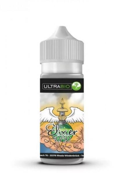 Ultrabio Elixier VG/PG 70/30 - 80 ml - 0%