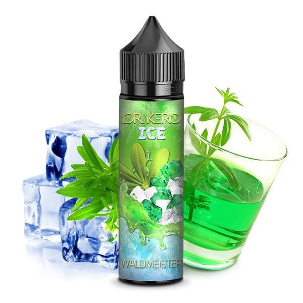 Waldmeister - Dr. Kero Ice - 20ml Aroma in 60ml Flasche