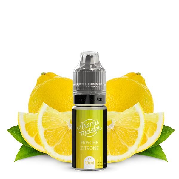 Frische Zitrone Aroma von Aromameister - 10 ml