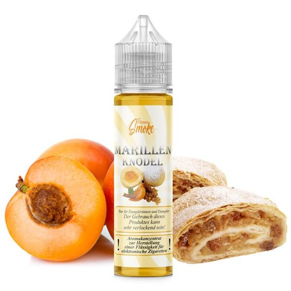 Marillenknödel - Flavour Smoke - 20ml Aroma in 60ml Flasche