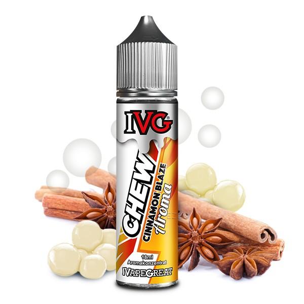 IVG - Chew - Cinnamon Blaze - 18ml in 60ml Flasche