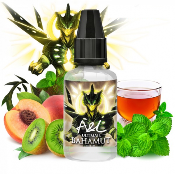 Ultimate Bahamut - Green Edition - A&L - Aroma 30ml