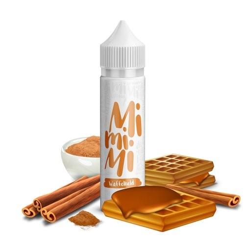 Waffelheld - MiMiMi Juice - 15ml Aroma in 60ml Flasche