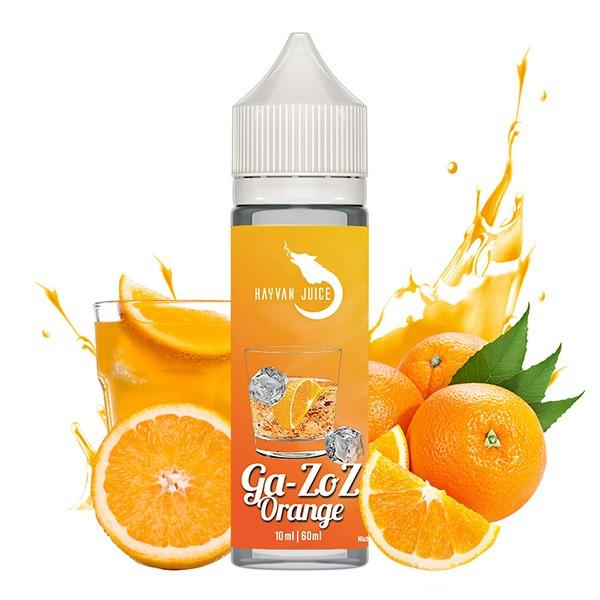 Ga-zoz Orange - HAYVAN JUICE - Aroma 10ml