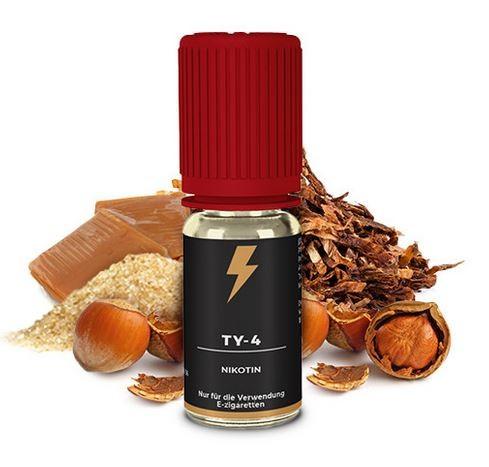 Tobacco TY4 - T-Juice - 10ml - 6mg