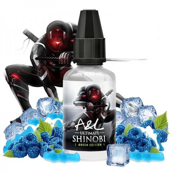 Ultimate Shinobi - Green Edition - A&L - Aroma 30ml