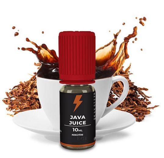 Tobacco Java Juice - T-Juice - 10ml - 6mg