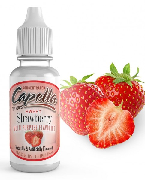 Sweet Strawberry Aroma von Capella - 13 ml