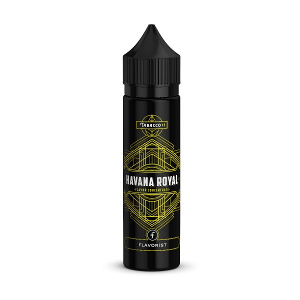 Havana Royal - Flavorist - 15ml Aroma in 60ml Flasche
