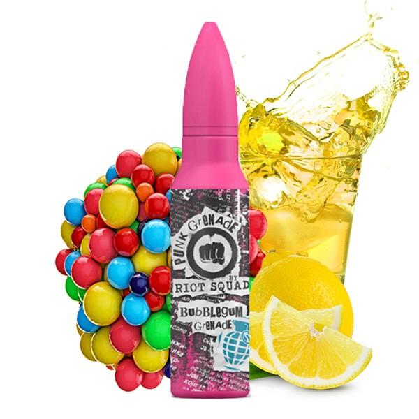 Bubblegum Grenade - Punk Grenade von Riot Squad - 15ml Aroma Longfill