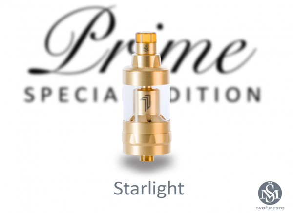 Kayfun PRIME Special Edition Starlight - Selbstwickler