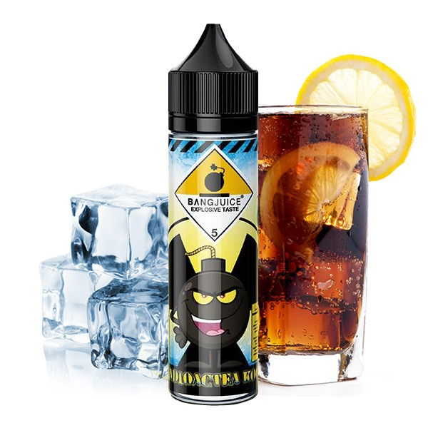 Radioactea Kool - Bang Juice - 15ml Aroma in 60ml Flasche