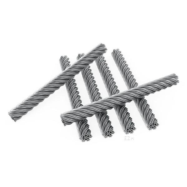 Exvape Expromizer TCX Stainless Steel Wire (6 Stück)