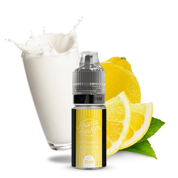 Buttermilch & Zitrone Aroma von Aromameister - 10 ml