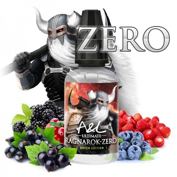 Ultimate Ragnarok Zero - Green Edition - A&L - Aroma 30ml