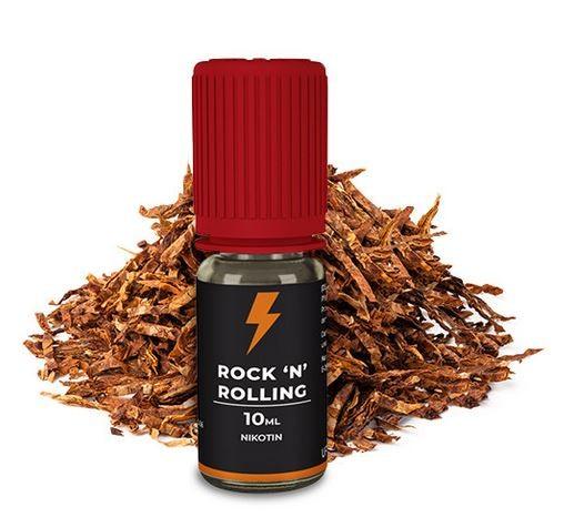 Tobacco Rock n Rolling - T-Juice - 10ml - 6mg
