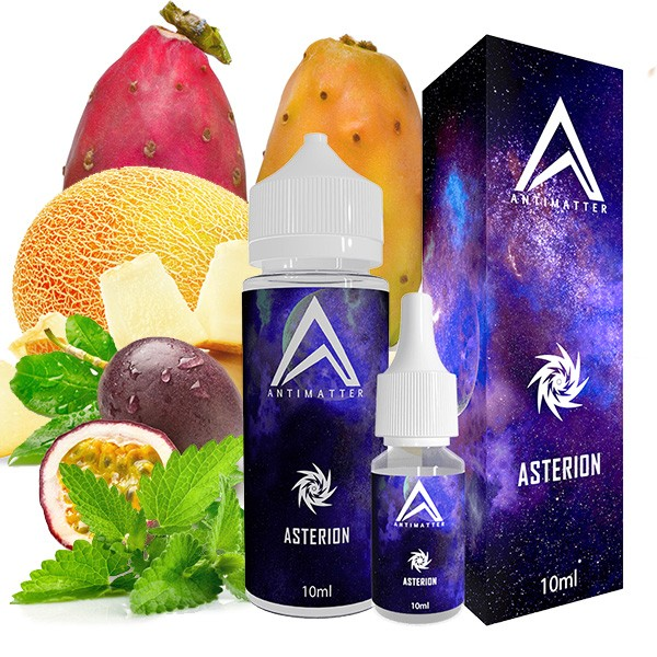 Asterion - Antimatter - 10ml Aroma in 120ml Leerflasche