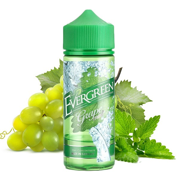 Grape Mint - Evergreen - Aroma 30ml