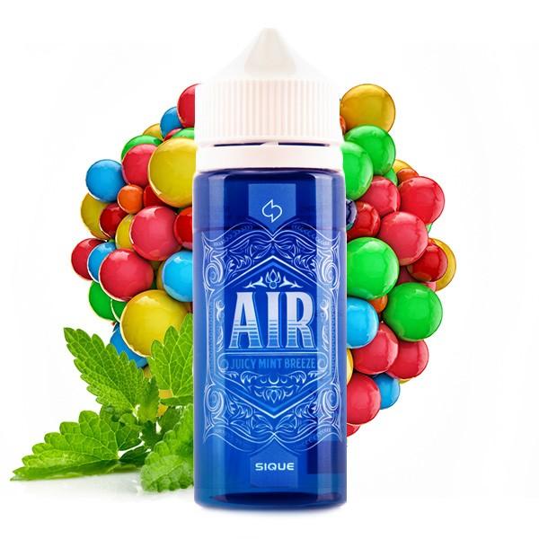 AIR - SIQUE BERLIN - Premium Liquid 100 ml - 0mg