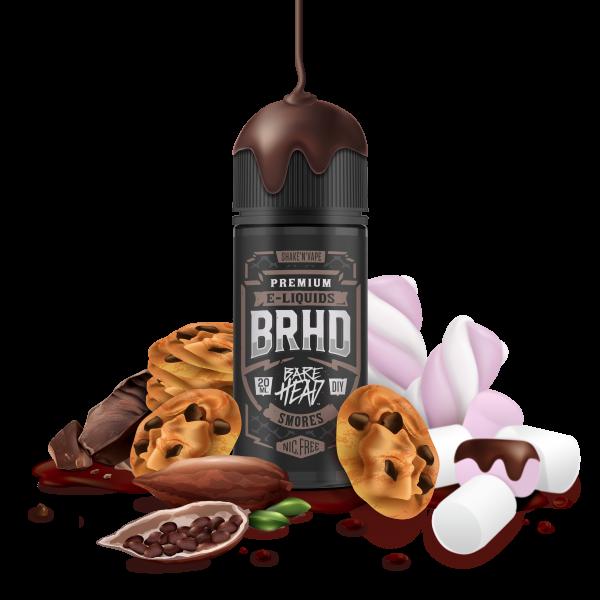Smores - BRHD - Barehead - 20ml Aroma in 100ml Flasche