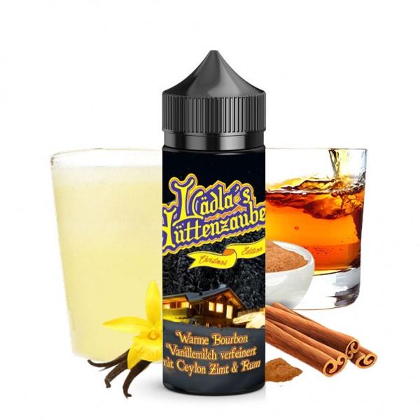Warme Vanille - Lädla´s Hüttenzauber - Lädla Juice - 20ml Aroma in 120ml Flasche