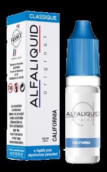 California - Classique Serie - Alfaliquids - 10ml