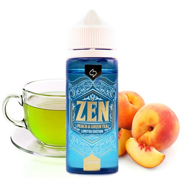 ZEN - SIQUE BERLIN - Premium Liquid 100 ml - 0mg