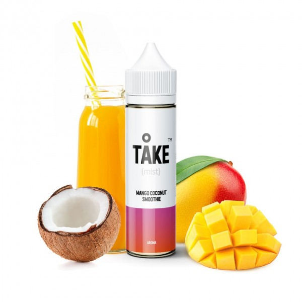 Mango Coconut Smoothie - Take Mist von ProVape - 20ml Aroma Longfill