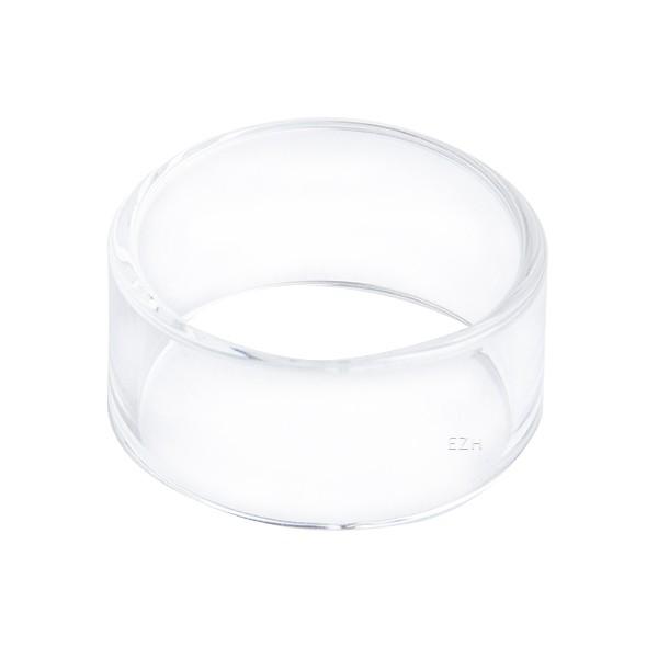 Nivan MTL RTA Ersatzglas 2ml - Borosilikatglas von Yachtvape