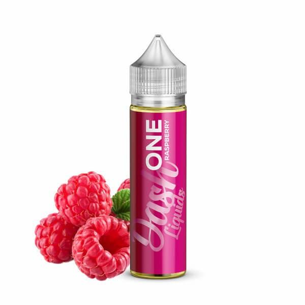 ONE Raspberry - Dash Liquids - 15ml Aroma in 60ml Flasche