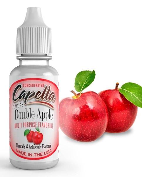 Double Apple Aroma von Capella - 13 ml