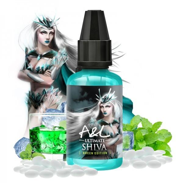 Ultimate Shiva - Green Edition - A&L - Aroma 30ml