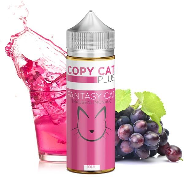Fantasy Cat - Copy Cat Plus Aroma - 10ml in 100ml Leerflasche - 0mg