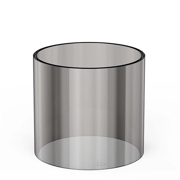 Zenith 2 Ersatzglas black von Innokin