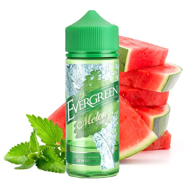 Melon Mint - Evergreen - Aroma 30ml