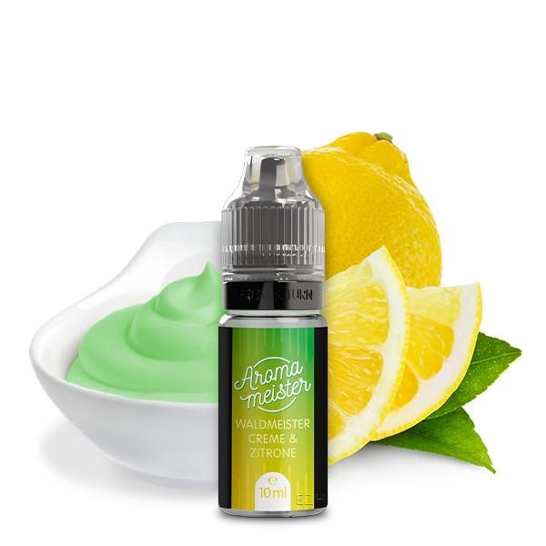 Waldmeistercreme & Zitrone Aroma von Aromameister - 10 ml