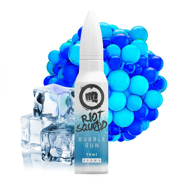 Bubble Gun - Riot Squad Shots - 15ml Aroma Longfill