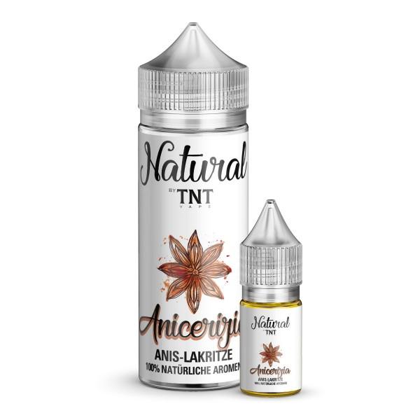 Anis-Lakritze - TNT - 10ml Aroma in 100ml Leerflasche