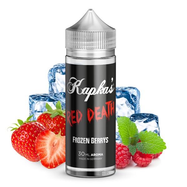 Red Death - Kapka's Flava - 30ml in 120ml Flasche