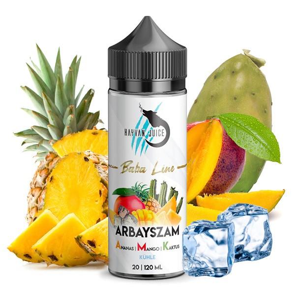 Baba Line Arbayzam - HAYVAN JUICE - Aroma 20ml