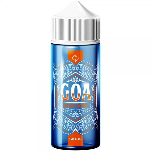 GOA - SIQUE BERLIN - Premium Liquid 100 ml - 0mg