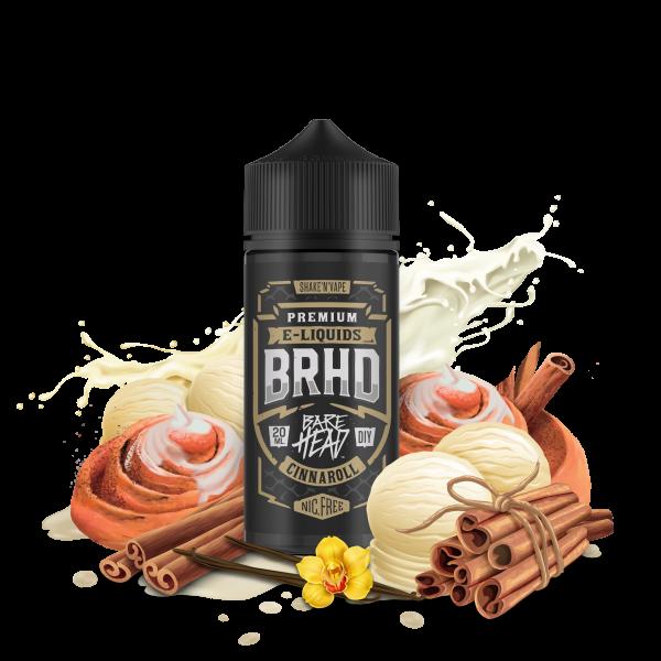 Cinnaroll - BRHD - Barehead - 20ml Aroma in 100ml Flasche