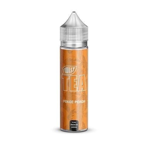Pekoe Peach - Twist Tea by PGVG - Aroma 15ml